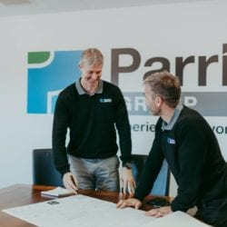 Parrish Group - Good, old fashioned reliable and honest service.