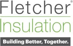 Logo: Fletcher Insulation roofing products