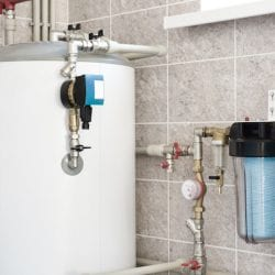 Hot water heater emergency repairs