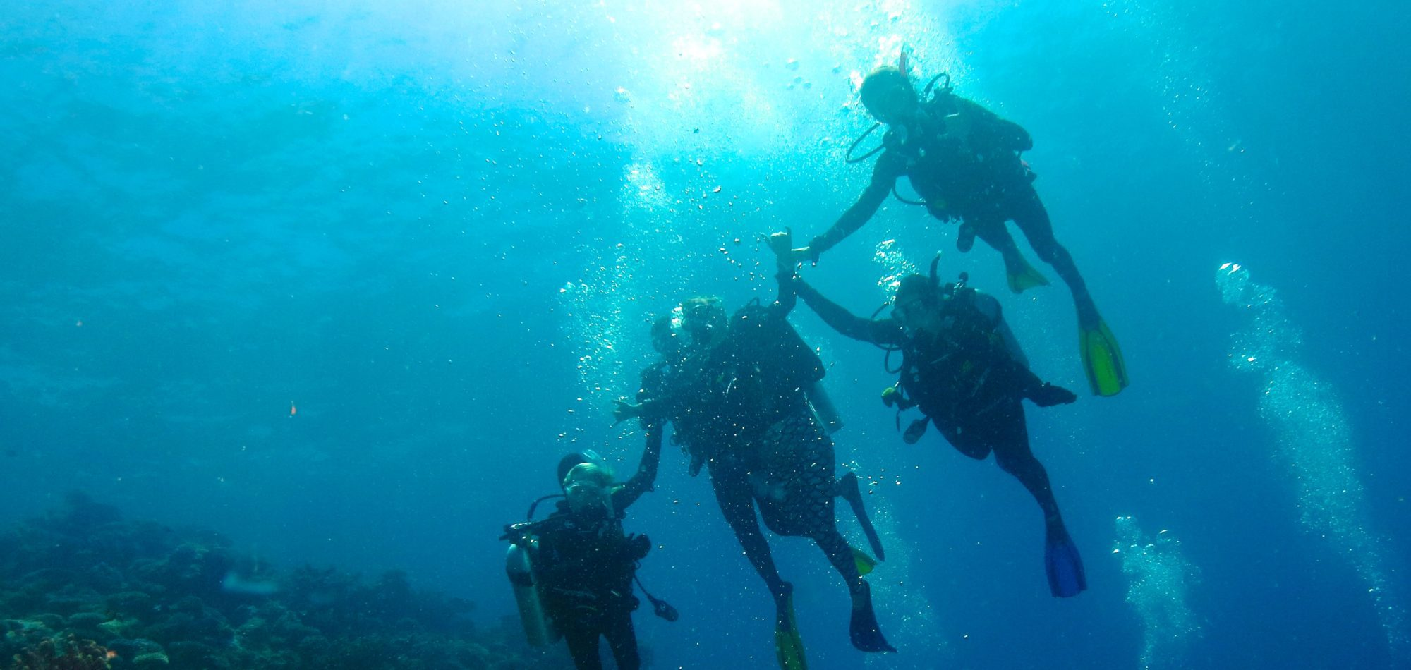 Introductory Diving - Quicksilver Cruises, Great Barrier Reef