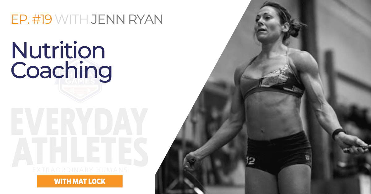Nutrition Coaching – Jenn Ryan